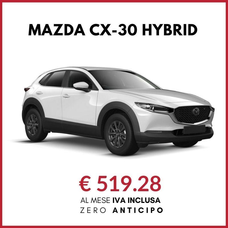 MAZDA CX-30 2.0L Skyactiv-G 122cv M Hybrid Evolve