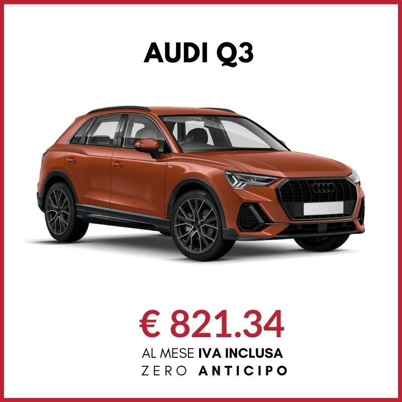 AUDI Q3 35 TDI S tronic Business