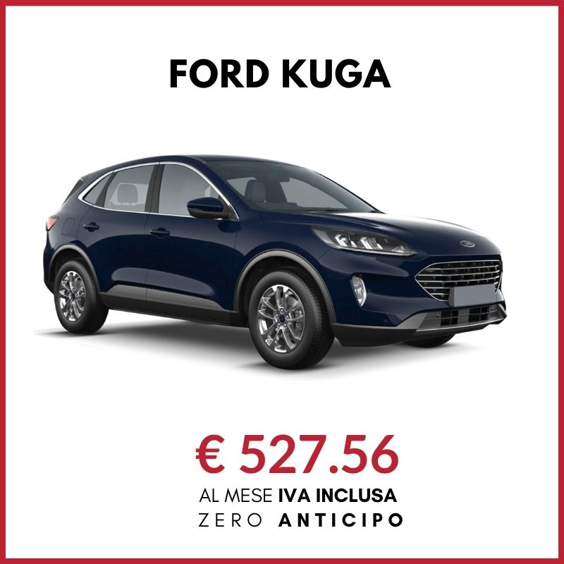FORD KUGA 1.5 EcoBlue 120CV 2WD Connect Auto Sport utility vehicle 5-door (Euro 6.2)