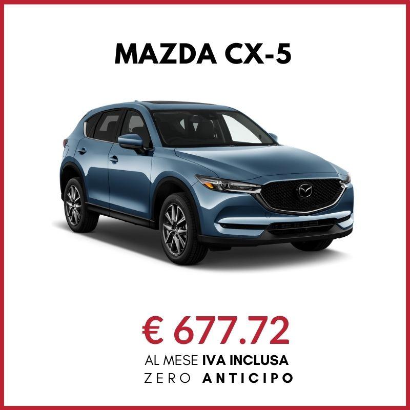MAZDA CX-5 Diesel 2.2L 150cv