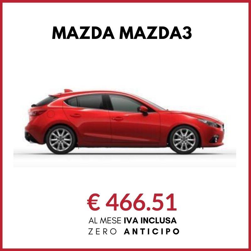 MAZDA MAZDA3 1.5L Skyactiv-G 100cv Evolve Hatchback 5-door (Euro 6)