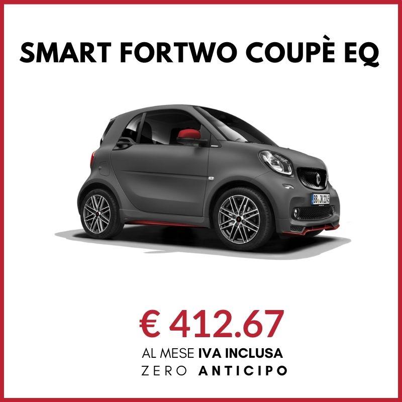 SMART FORTWO COUPÈ EQ