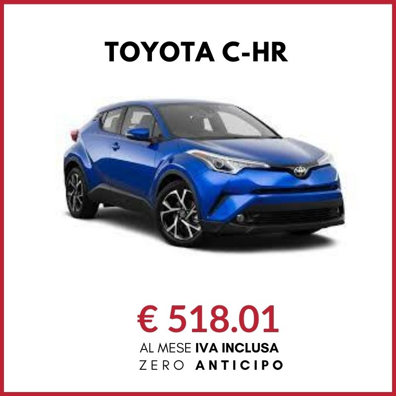 TOYOTA C-HR 1.8H