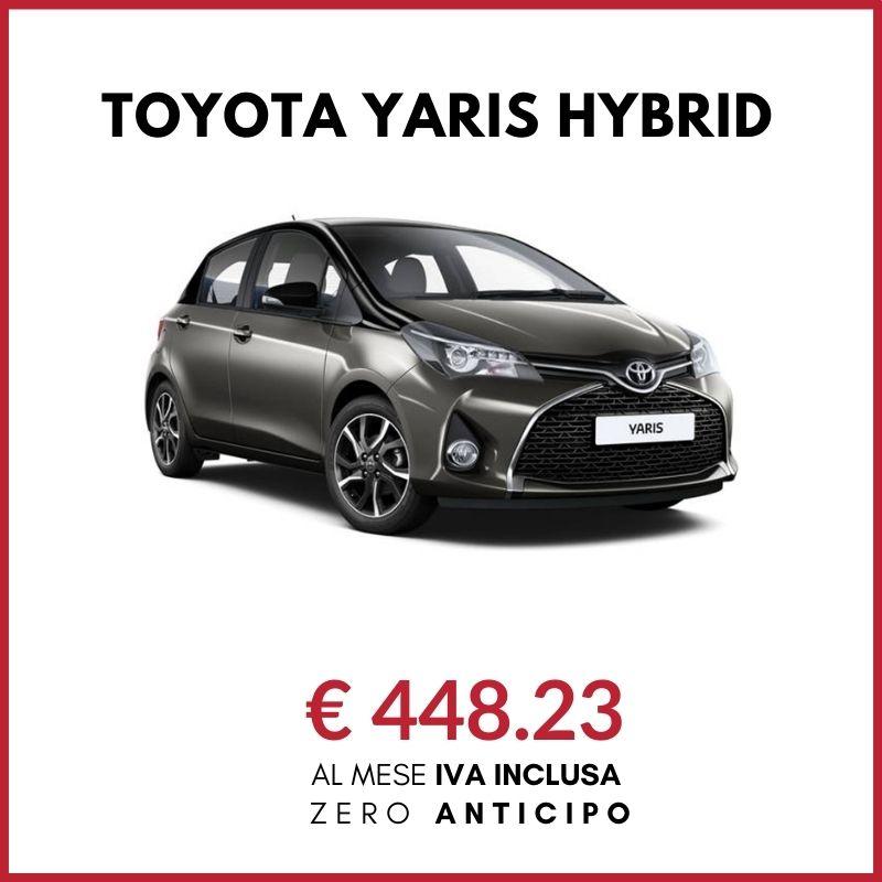 TOYOTA YARIS Hybrid Business