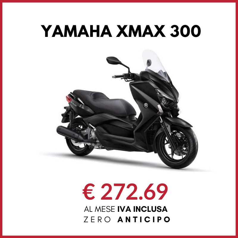 YAMAHA XMAX 300 ABS Motociclo